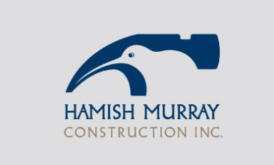 Hamish Murray Construction Logo