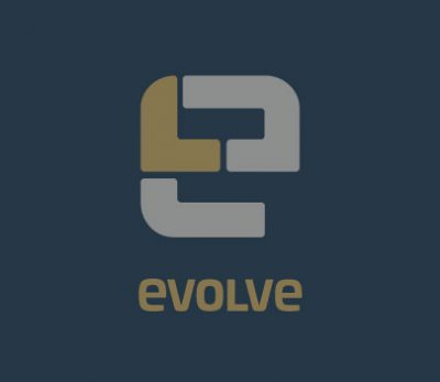 Our work: Evolve Property Management Logo