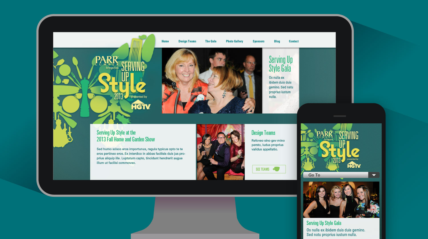 Molly's Fund Responsive Web Design